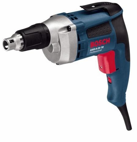 Atornillador Bosch GSR 6-25