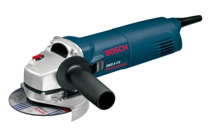 Bosch Amoladora 41/2 750w