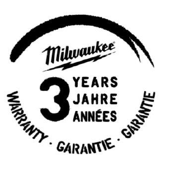 Garantia Milwaukee